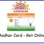 Download Aadhar Card Application Form Online