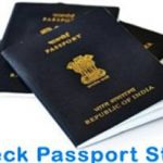 How to Check Passport Status Online